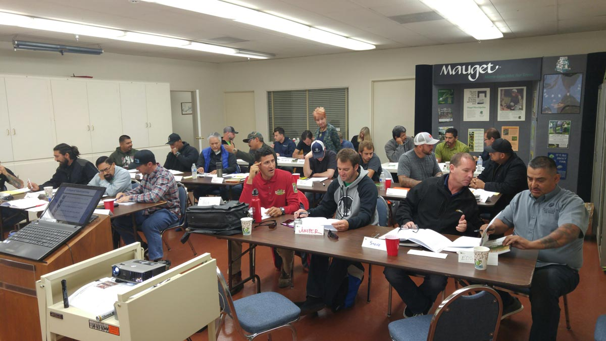 TCIA Certified Tree Care Safety Professional workshop