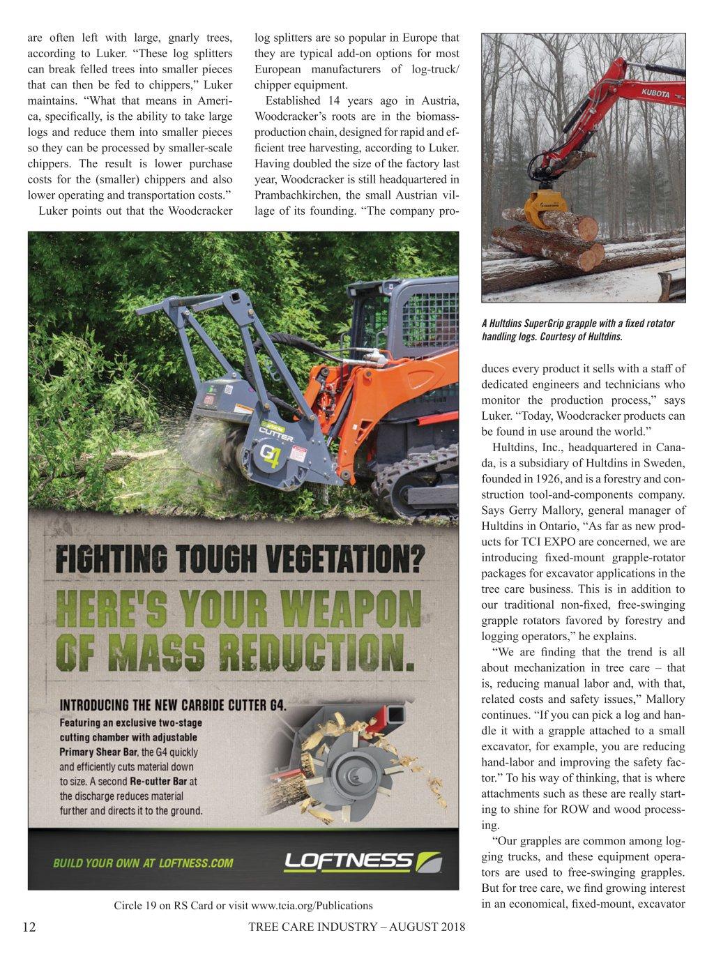TCI Magazine August 2018 Digimag