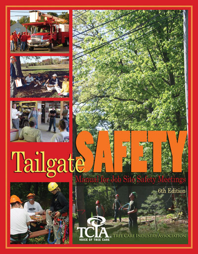 Tailgate Safety Program 6th Edition - English
