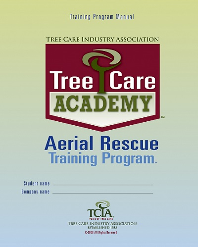 Tree Care Academy Aerial Rescue Manual Only - English