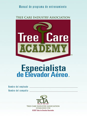 Tree Care Academy Aerial Lift Specialist - Spanish