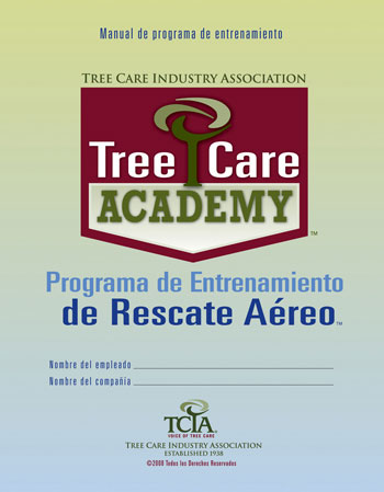 Tree Care Academy Aerial Rescue Manual Only - Spanish